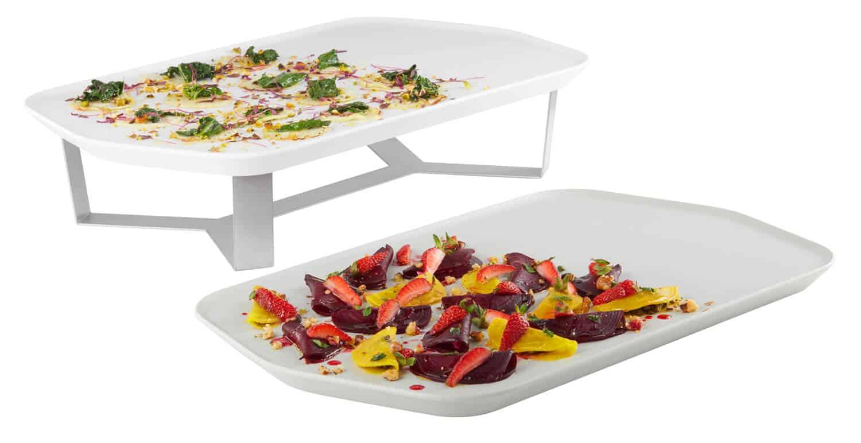 melamine buffet platters